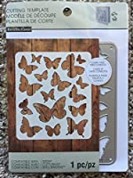 Recollections Cutting Die Template 542704 Butterfly (1 Cutting Dies) [並行輸入品]