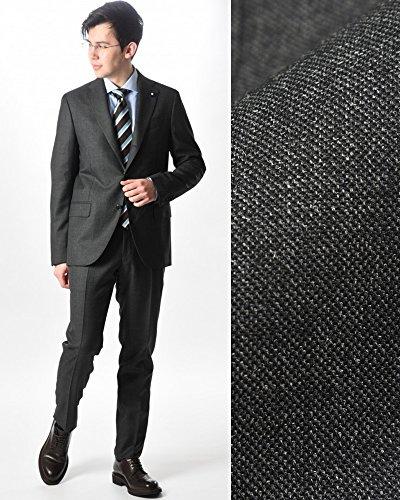 LARDINI (ラルディーニ) スーツ シングル 段返り3つボタン ウール 100% 秋冬 メンズ ブランド イタリア【並行輸入品】