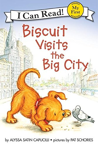 Biscuit Visits the Big City (My First I Can Read)の詳細を見る
