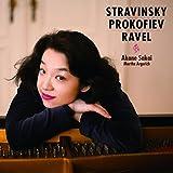ストラヴィンスキー : 「春の祭典」 他 (Stravinsky | Prokofiev | Ravel / Akane Sakai | Martha Argerich)