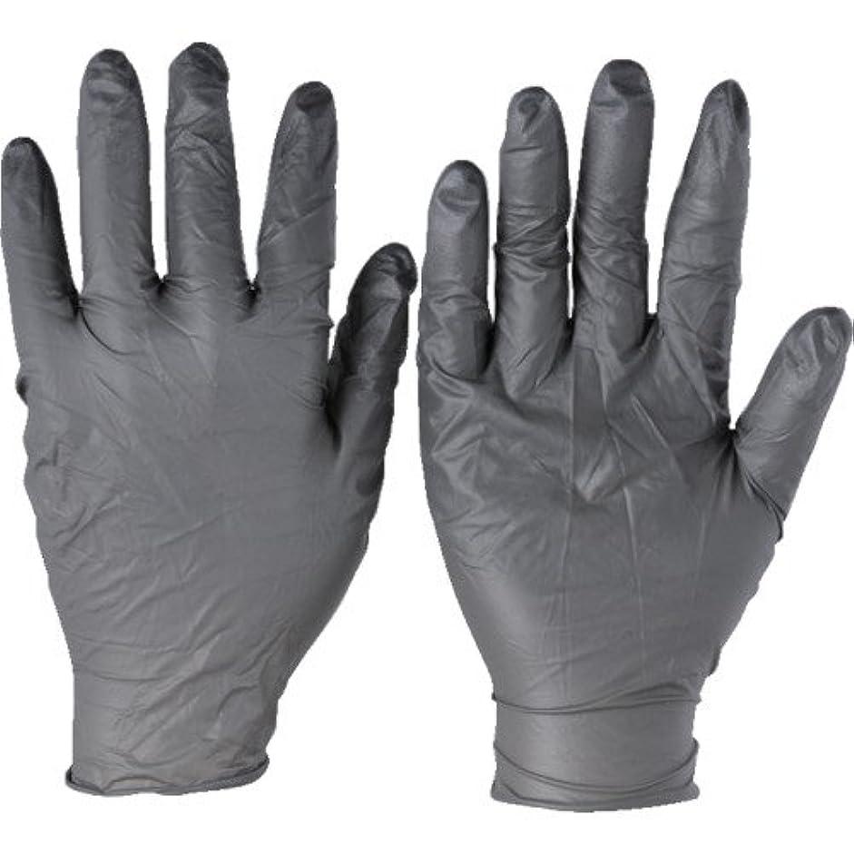ピグマリオン示すペットトラスコ中山 アンセル ニトリルゴム使い捨て手袋 タッチエヌタフ 粉無 XLサイズ100枚入 9325010
