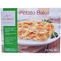 Jarraballi ポテト ベイク 2kg (1kg×2個)【冷凍】
