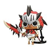 ゲームキャラクターズコレクション モンスターハンターポータブル3rd 動く! アイルー レウスネコシリーズ
