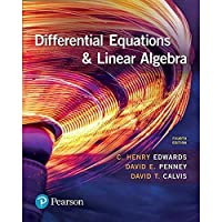 Differential Equations and Linear Algebra (4th Edition)【洋書】 [並行輸入品]