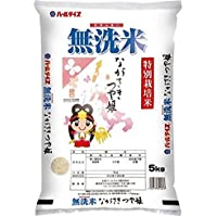 【精米】長崎県産 無洗米 特別栽培米 つや姫 5kg 平成29年産