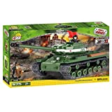 Cobi Small Army ミリタリーブロック WWII 第二次世界大戦 ソビエト軍 IS-2M 重戦車 #2491 【COBI 日本正規総代理店】