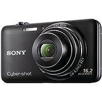 ソニー SONY デジタルカメラ Cybershot WX7 1620万画素CMOS 光学x5 ブラック DSC-WX7/B