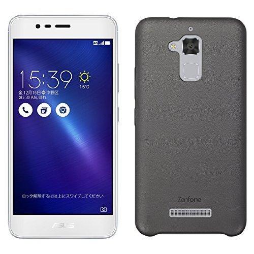 [해외]ASUS ZenFone3 MAX SIM 프리 스마트 폰 (그레이 |5.2 인치)/ASUS ZenFone 3 MAX SIM free smartphone (gray | 5.2 inch)