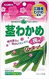 カンロ 茎わかめ 梅味 22g×6袋