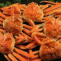 風味絶佳.山陰 鳥取県境港産 蒸し松葉がに約1.5kg詰(3~5枚入) 訳あり 未冷凍