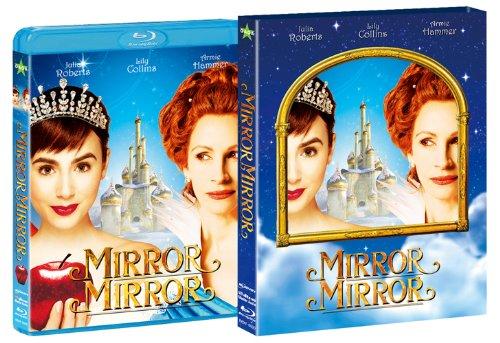 白雪姫と鏡の女王 コレクターズ・エディション [Blu-ray]の詳細を見る