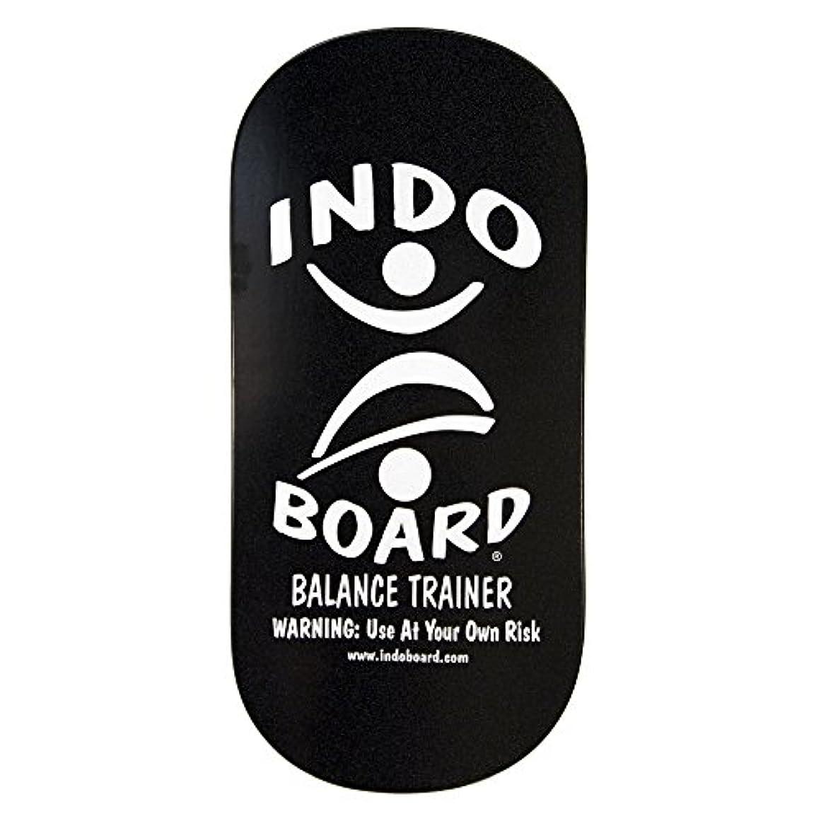 高架曇った準備INDO BOARD(インドボード) バランスボード INDO ROCKER ボード単品 ブラック