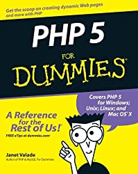 PHP 5 For Dummies