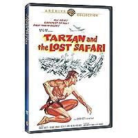 Tarzan & The Lost Safari [DVD] [Import]