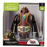 ゼルダシリーズ1-2の任天堂伝説の世界 - Ganondorf図15センチメートル   World of Nintendo The Legend of Zelda Series 1-2 - Ganondorf Figure 15cm