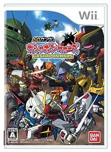 SDガンダム ガシャポンウォーズ(通常版) - Wii