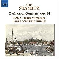 Stamitz: Orchestral Quartets (2006-11-21)