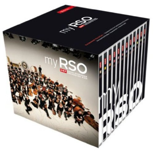 ウィーン放送交響楽団 ライヴBOX (my RSO - Greatest Hits for Comtemporary Orchestra / RSO Wien) (24CD BOX) [輸入盤]