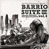 BARRIO SUITE -JAPANESE CHICANO STYLE VOL.4-