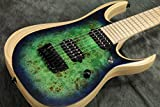 【アウトレット】Ibanez / Iron Label RGDIX7MPB-SBB Surreal Blue Burst アイバニーズ