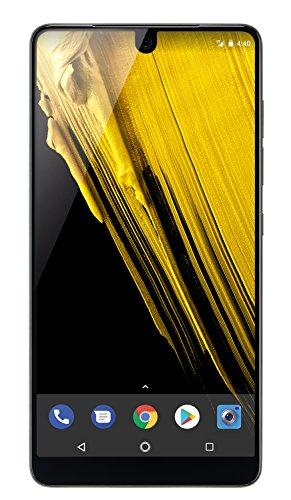『Essential Phone 128 GB Unlocked Titanium and Ceramic phone with Edge-to-Edge Display - Halo Gray – [並行輸入品] (Halo Gray)』の1枚目の画像