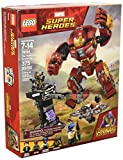 LEGO Super Heroes The Hulkbuster smash-up 76104建物キット( 375 piece )