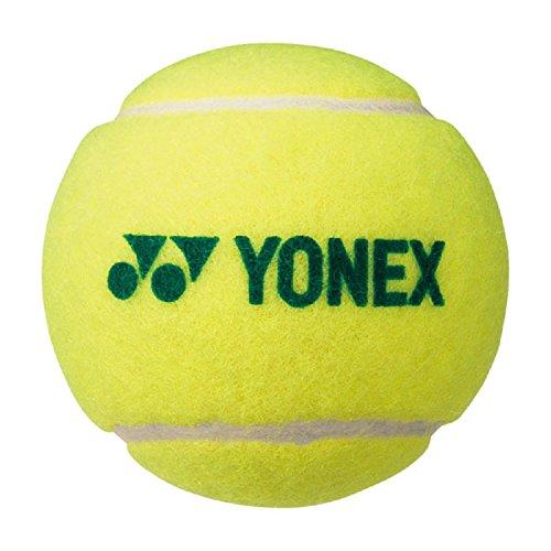 ヨネックス 硬式テニス ジュニア用 8歳以上 テニスボール マッスルパワーボール40 1ダース12個入り TMP40