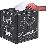 Chalkboard Card Box 黒板カードボックスは♪ハロウィン♪クリスマス♪