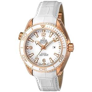 [オメガ]OMEGA 腕時計 SeamasterPlanetOcean ホワイト文字盤 ダイヤモンド 232.63.38.20.04.001 レディース 【並行輸入品】