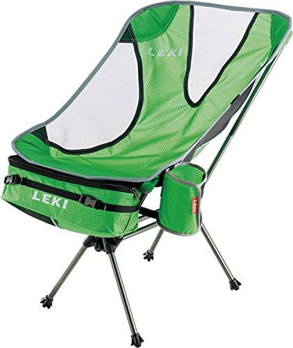LEKI(レキ) アウトドア キャンプ 折りたたみ式 椅子 サブ ワン ライトウエイト 1300357 グリーン(550)
