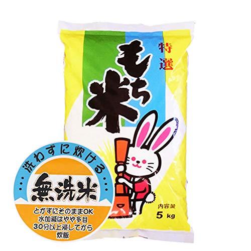【精米】山形県産 白米 もち米 ヒメノモチ 5kg(長期保存包装)x4袋 平成30年産
