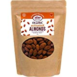 2Die4 Live Foods Activated Organic Almonds 300 g, 300 g