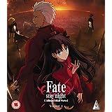 Fate Stay Night Unlimited Blade Works Blu-ray BOX 1/2(第0-12話 リージョンB)[輸入版]