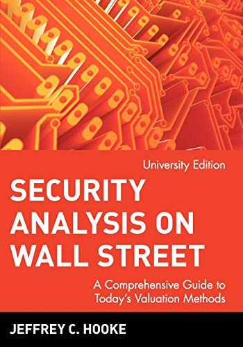 Download Security Analysis Valuation (Wiley Frontiers in Finance) 0471362476