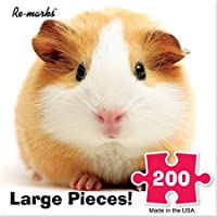 200 Piece Guinea Pig Puzzle
