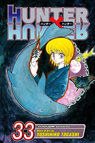 Hunter x Hunter, Vol. 33: Thre...