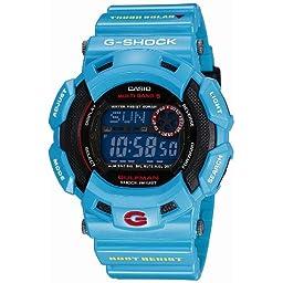 Men in Earth Blue Gulfman GW-9100BL-2JF