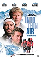 Into Thin Air: Death on Everest [DVD]