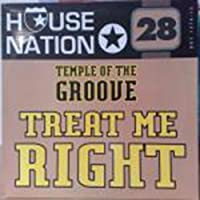 Treat Me Right - Temple Of The Groove 12""