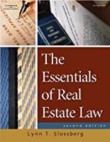 The Essentials of Real Estate Law (West Legal Studies)