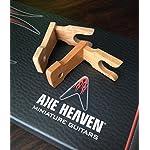 AXE HEAVEN Wallmount Miniature Guitar Wall Hangers by AXE HEAVEN® – Set of 2 [並行輸入品]