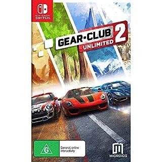 Gear Club 2 Unlimited (Nintendo Switch) (B07JJ16JHZ)   Amazon Products