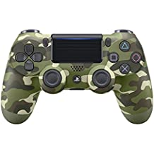 Dualshock 4 Controller Green Camo - PlayStation 4