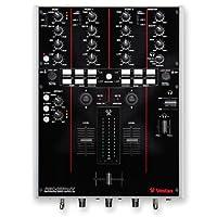 Vestax DJミキサー PMC-05Pro IV BLK ブラック MIDIコントロール機能/DVS専用入力端子搭載