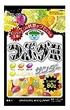 春日井製菓 つぶグミサンダー 80g×6袋