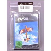 MALTA★リアルフライト8 ソフトウエア単品(DVD) RCフライトシミュレーター RF8 / Real Flight 8