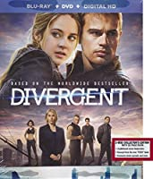 Divergent Digi-Book (Blu-ray / DVD / Digital HD)