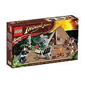 レゴ (LEGO) インディ・ジョーンズ ジャングルの決闘 7624