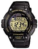 [カシオ] 腕時計 スタンダード ソーラー W-S220-9AJF ブラック