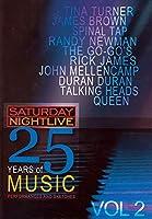 Saturday Night Live 25 Years of Music Volume 2